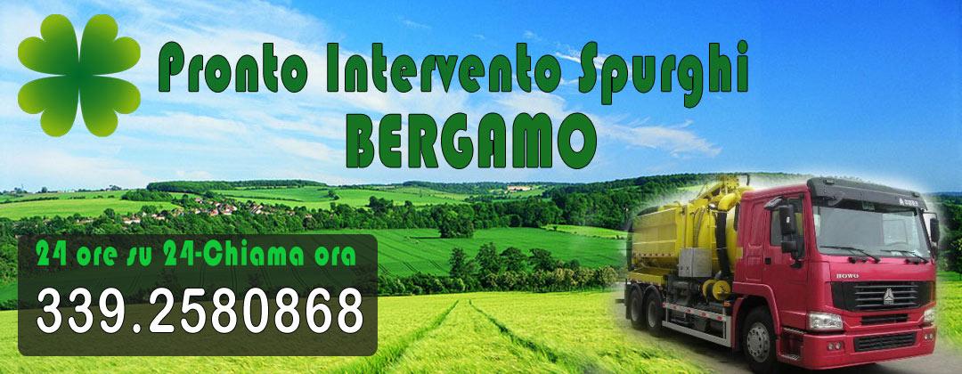 Autospurghi Bergamo